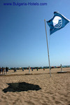Blue Flag for 11 beaches and one yacht harbour