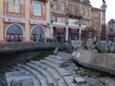 Ancient Roman stadium